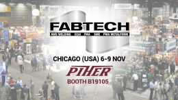 FABTECH 2017-CHICAGO-PIHER booth B19105
