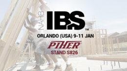 Piher NAHB International Builders' Show | January 9-11, 2018 in Orlando, FL