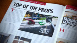 Multiprop Test in Professional Builder magazine