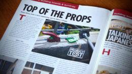 Multiprop Test in Professional Builder magazine